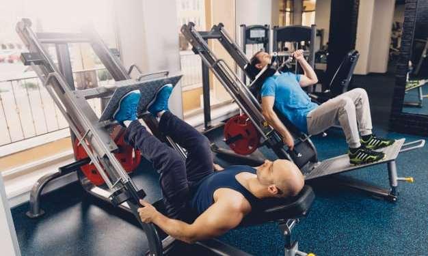 Os melhores exercícios para crescer pernas e coxas