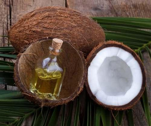 Os benefícios do óleo de coco