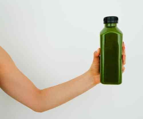 Aspargos fornece hipertrofia e perda de peso