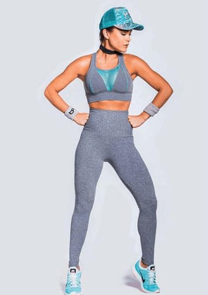 Calça legging cintura alta - modelos e como usar