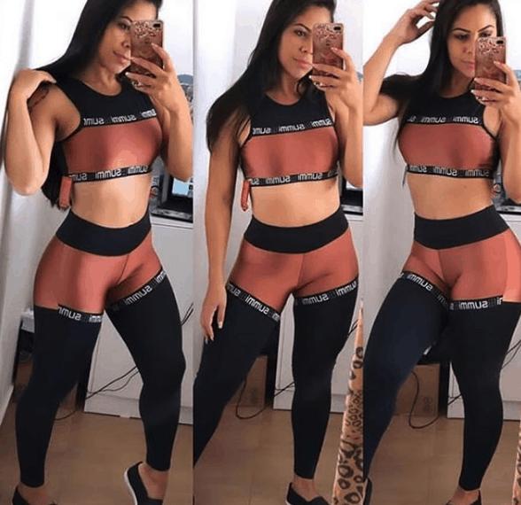 conjunto fitness