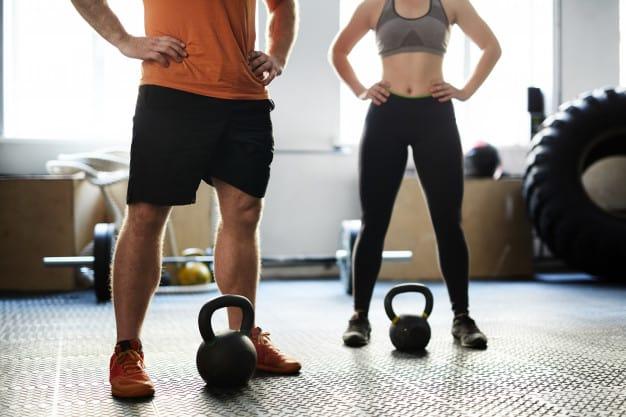 exercício para o corpo inteiro
