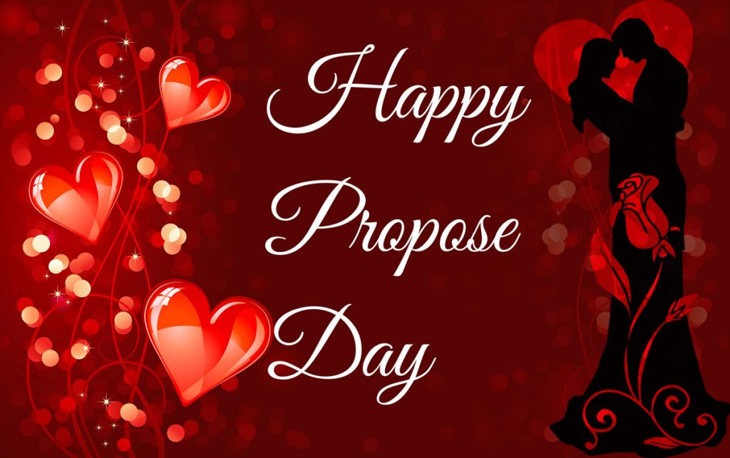 Happy-propose-day-love-couple-and-hearts-wallpaper