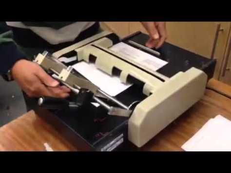 mesin finishing percetakan