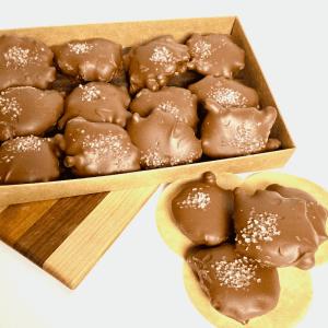 Salted Caramel Chews