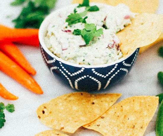 secret ingredient spicy tuna dip