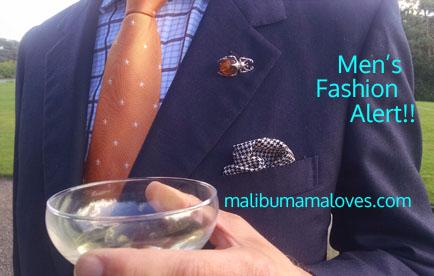 handsome brooch mens fashion alert