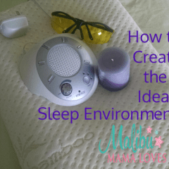How to Create the Ideal Sleep Environment Vlog