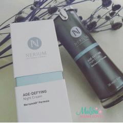 Nerium AD Age Defying Night Cream Review