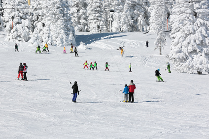 perfect family ski resort