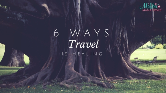 travel is healing