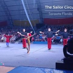 Family Travel: The Sailor Circus in Sarasota Florida