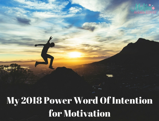 my power word of intention
