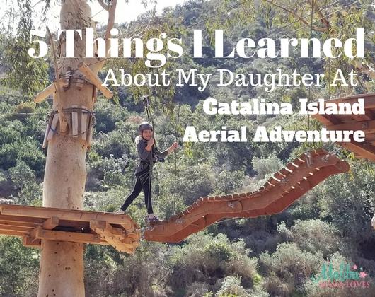 Catalina Island Aerial Adventure