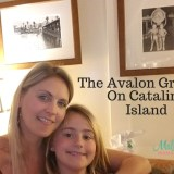 The Avalon Grille on Catalina Island
