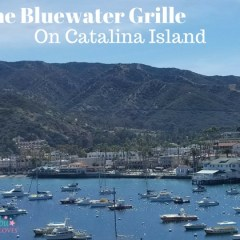 The Bluewater Grille on Catalina Island