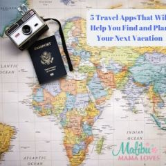 5 Travel Apps That Will Help You Find And Plan Your Next Vacation