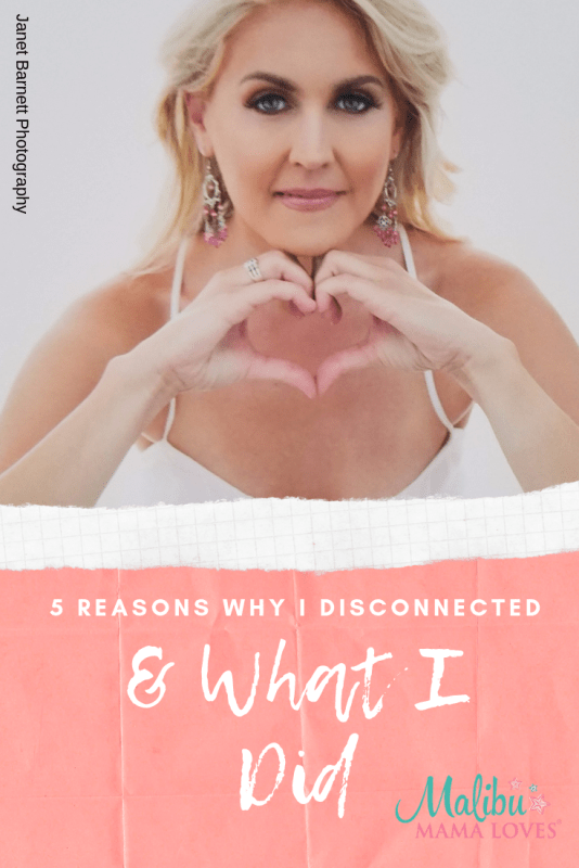 5 reasons to disconnect