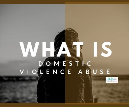 What is domestic violence abuse