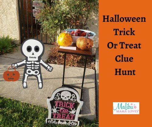 Halloween-Trick-Or-Treat-Clue-Hunt