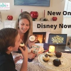 New On Disney Now – The Secret of Sulpher Springs