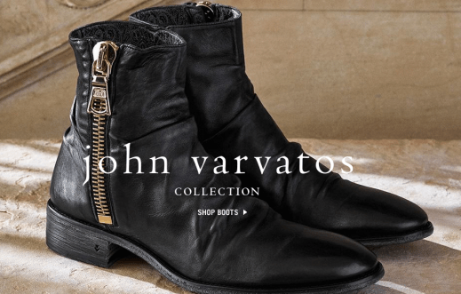 John Varvatos Boots Collection