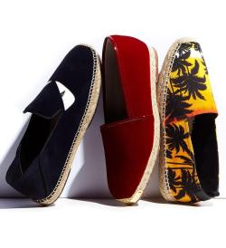 Designer Espadrille Shoes