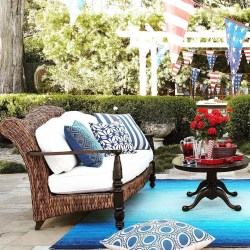 Royal Plantation Outdoor Sofa