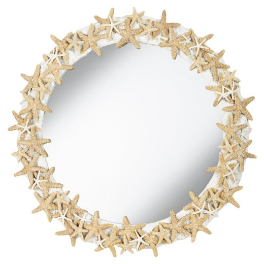 Pacific Coast Lighting Starfish Mirror