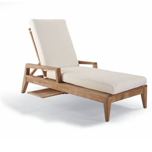 Peyton Chaise Lounge with Cushion