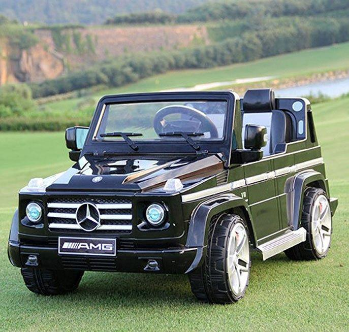 Mercedes Benz G55 12 Volt SUV Ride On Toy Car