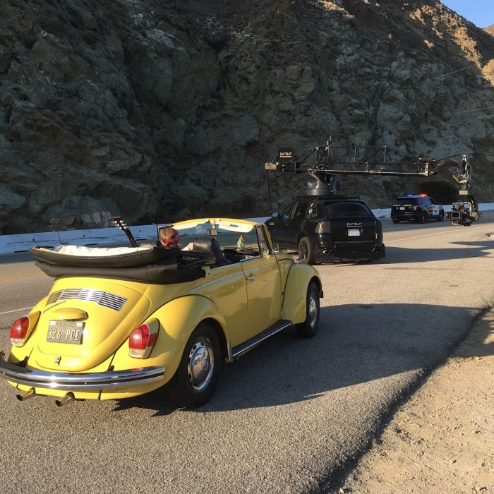 1972 VW Super Beetle Classic Convertible – In VW commerical with Willie Nelson