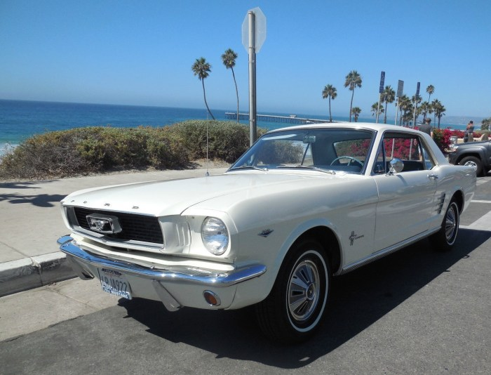 Ford Mustang Coupe 1966 Classic Car