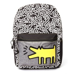 Keith Haring Dog Backpack