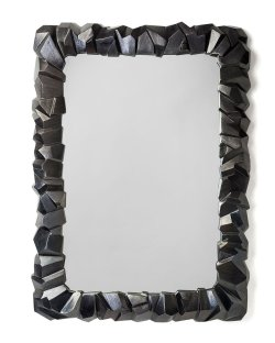 Michael Aram Rock Mirror