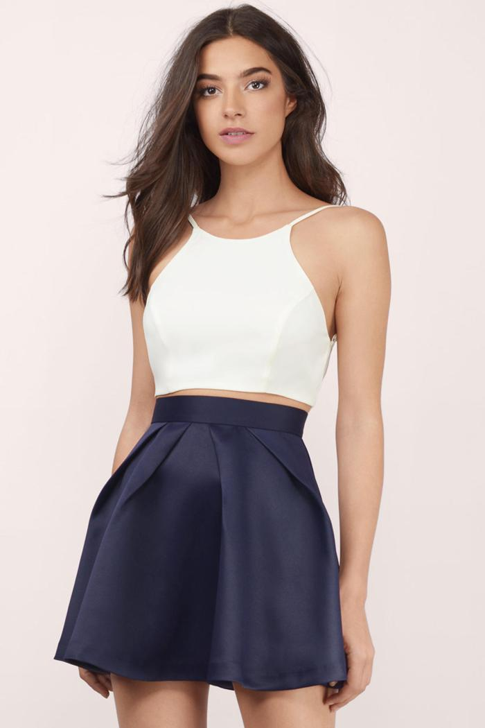 The Wish Skater Skirt by Tobi