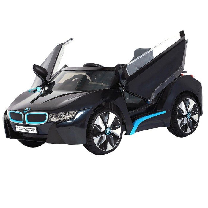 bmw i8 6 volt powered ride on toy car by avigo malibu mart. Black Bedroom Furniture Sets. Home Design Ideas