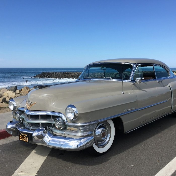 1952 Cadillac Series 62 Coupe Classic Car