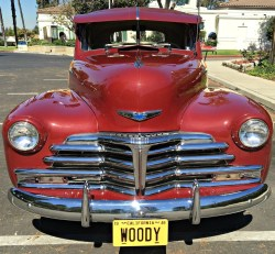 1948 Chevrolet Woody Fleetmaster Country Club Coupe