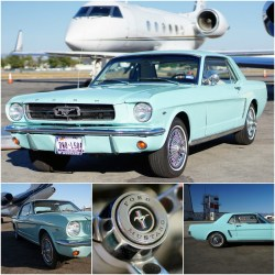 1965 Ford Mustang Hardtop 2-Door 4.7L Classic 289 Muscle Car