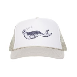 FREEDOM ARTISTS Seal Bark Trucker Hat