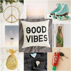 Holiday Gifts with Good Vibes