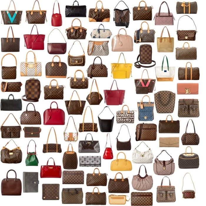 80 Vintage Louis Vuitton Bags