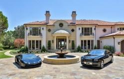 Prestigious Beverly Park Estate in Beverly Hills