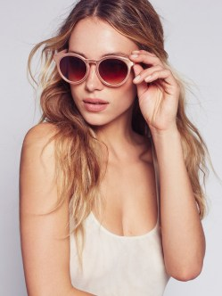 Wave Breaker Sunglasses by Free People