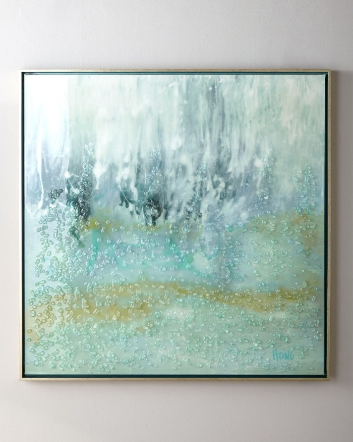 """Wave Break"" John-Richard Collection Giclee Wall Art"