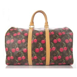 000eb4e766c9 Louis Vuitton Limited Edition Pink Ikat Flower Monogram Canvas ...