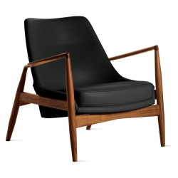 Seal Low Back Lounge Chair