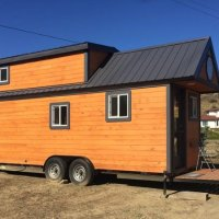"""The Californian"" Tiny Home on Wheels"