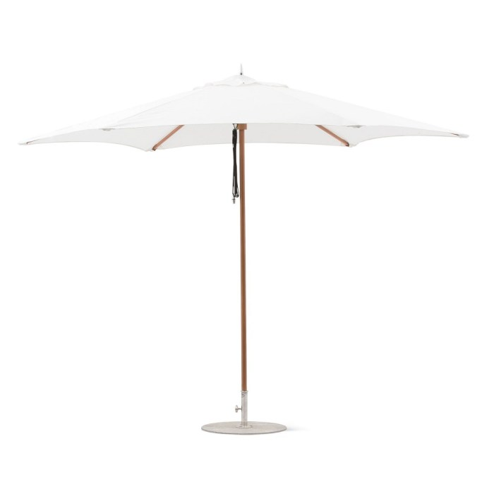 Tuuci Ocean Master Hexagon Shade Outdoor Umbrella